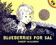 Jacket Image For: Blueberries for Sal
