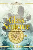 Jacket Image For: The Glass Sentence