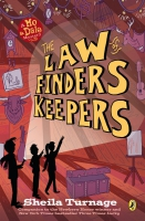 Jacket Image For: The Law of Finders Keepers