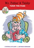 Jacket image for Mr. Putter and Tabby Turn the Page