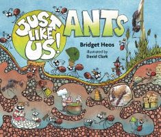 Jacket Image For: Just Like Us! Ants