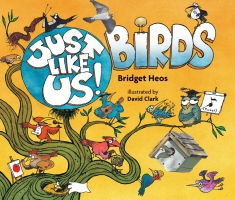 Jacket Image For: Just Like Us! Birds