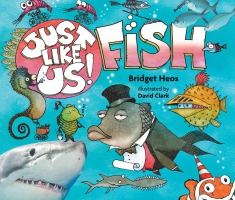 Jacket Image For: Just Like Us! Fish