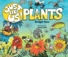 Jacket Image For: Just Like Us! Plants