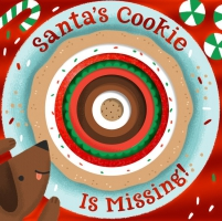Jacket Image For: Santa's Cookie Is Missing!