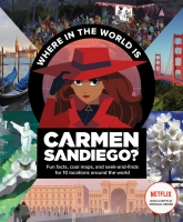 Jacket Image For: Where in the World is Carmen Sandiego?
