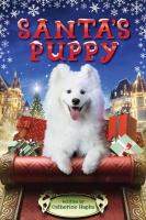 Jacket Image For: Santa's Puppy