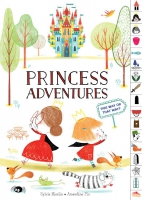 Jacket Image For: Princess Adventures