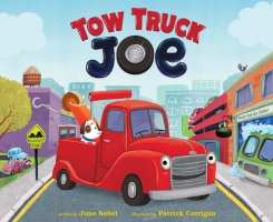 Jacket Image For: Tow Truck Joe