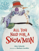 Jacket Image For: All You Need for a Snowman (board book)