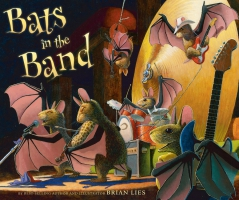 Jacket Image For: Bats in the Band