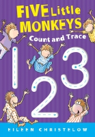 Jacket Image For: Five Little Monkeys Count and Trace