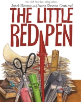 Jacket Image For: The Little Red Pen