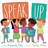 Jacket Image For: Speak Up