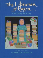 Jacket Image For: The Librarian of Basra