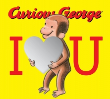 Jacket Image For: Curious George: I Love You