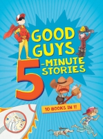 Jacket Image For: Good Guys 5-Minute Stories