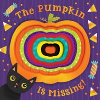 Jacket Image For: The Pumpkin Is Missing!