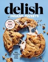 Jacket Image For: Delish Insane Sweets