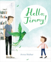 Jacket Image For: Hello, Jimmy!