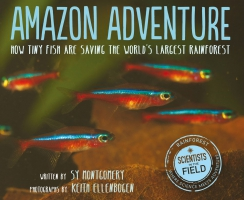 Jacket Image For: Amazon Adventure