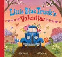 Jacket Image For: Little Blue Truck's Valentine