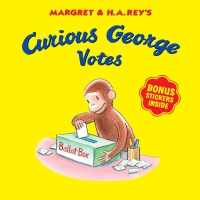 Jacket Image For: Curious George Votes