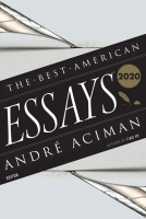 Jacket Image For: The Best American Essays 2020