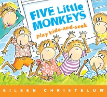Jacket Image For: Five Little Monkeys Play Hide and Seek