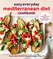 Jacket Image For: Easy Everyday Mediterranean Diet Cookbook
