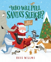 Jacket Image For: Who Will Pull Santa's Sleigh?