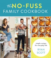 Jacket Image For: The No-Fuss Family Cookbook
