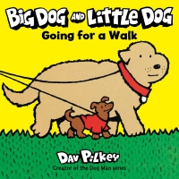 Jacket Image For: Big Dog and Little Dog Going for a Walk