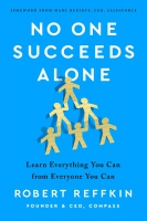 Jacket Image For: No One Succeeds Alone