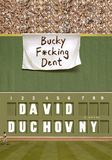 Jacket Image For: Bucky F*cking Dent