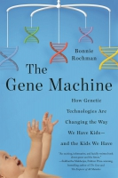 Jacket Image For: The Gene Machine