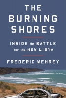 Jacket Image For: The Burning Shores
