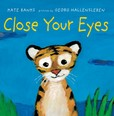 Jacket Image For: Close Your Eyes