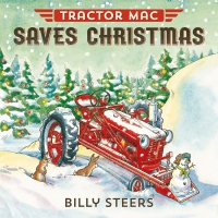 Jacket Image For: Tractor Mac Saves Christmas