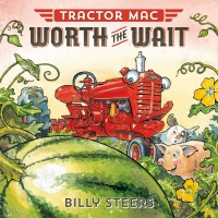 Jacket Image For: Tractor Mac Worth the Wait