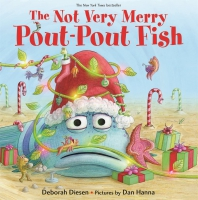 Jacket Image For: The Not Very Merry Pout-Pout Fish