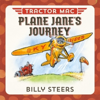 Jacket Image For: Tractor Mac Plane Jane's Journey