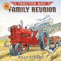 Jacket Image For: Tractor Mac Family Reunion