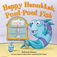 Jacket Image For: Happy Hanukkah, Pout-Pout Fish