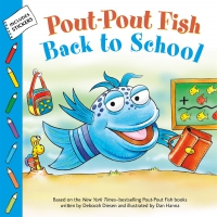 Jacket Image For: Pout-Pout Fish: Back to School