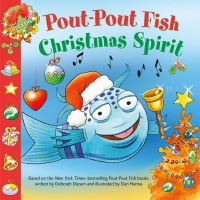 Jacket Image For: Pout-Pout Fish: Christmas Spirit