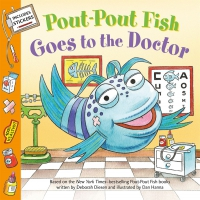 Jacket Image For: Pout-Pout Fish: Goes to the Doctor