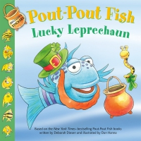 Jacket Image For: Pout-Pout Fish: Lucky Leprechaun