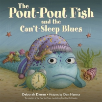 Jacket Image For: The Pout-Pout Fish and the Can't-Sleep Blues