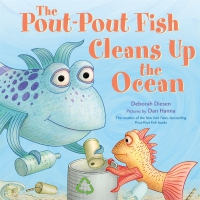 Jacket Image For: The Pout-Pout Fish Cleans Up the Ocean